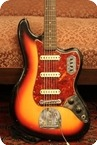 Fender Bass VI 1962 Sunburst