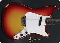 Fender Musicmaster 1961 Sunburst