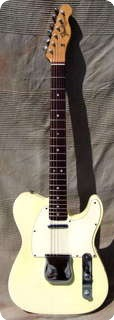Fender Telecaster 1966 White Blonde