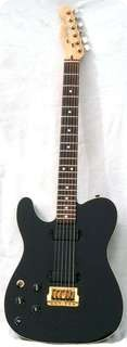 Fender Telecaster Elite 1983 Black & Gold
