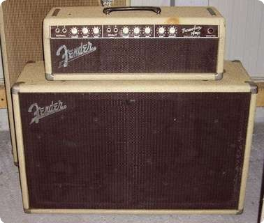 Fender Tremolux 1962 Blonde Tolex
