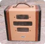 Supro Tube Amp 1950
