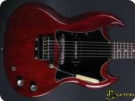 Gibson SG Junior 1967 Cherry