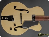 Gretsch Clipper 6186 1958 2 tone Yellow Gray