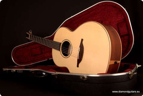 Lowden F35 Cuban Mahogany  Adirondack 2013
