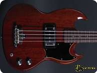 Gibson EB 0 SG 1973 Cherry