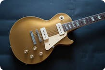 Gibson Les Paul Standard 1968 Gold