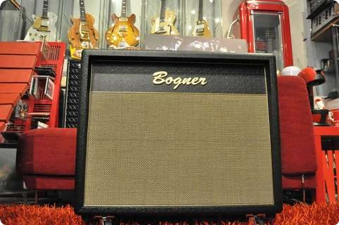 Bogner 2x12 Big  2013  New Black Komet  Tolex