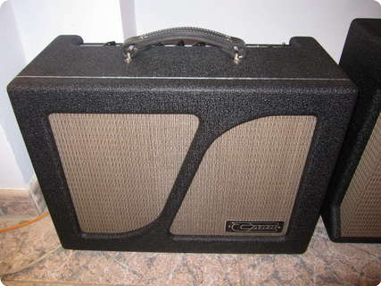 Carr Amplifiers Viceroy 1x12 2013 Black Tolex 