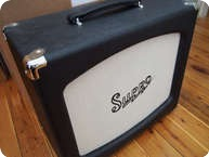 Supro 1 X 12 Cabinet 2011 Black