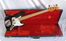 Fender Jazz 1974 Black