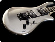 Zeal Guitars Mercury 2011 Solid Steel Coating