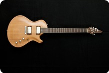 Zeal Guitars Psyche 2011 Highgloss