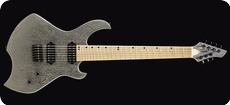 Zeal Guitars Deimos 2011 Structured Steel Coating