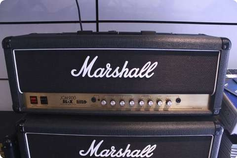 Marshall Jcm 900 Sl X Black