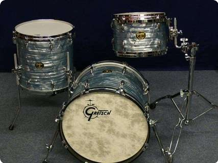 Gretsch Usa Standard 2011 Sky Blue Pearl