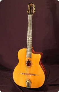 Ajl Guitars Model 503