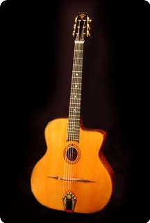 Ajl Guitars Andreas berg Gypsy Fire