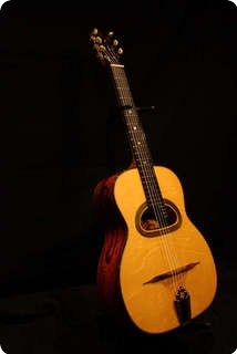 Ajl Guitars Model Hawaien