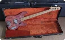 Fender Telecaster Bass 1968 Pink Paisley