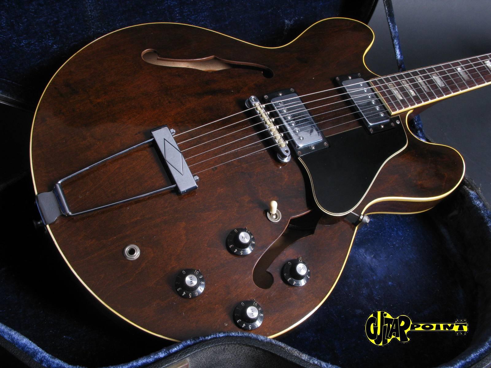 gibson es 335 1969 walnut guitar for sale guitarpoint. Black Bedroom Furniture Sets. Home Design Ideas