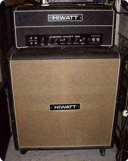 Hiwatt Custom 100 1973