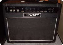 Hiwatt Custom 100 Combo Mod SA212 1978