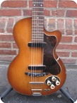 Hofner 126 1958 Sunburst