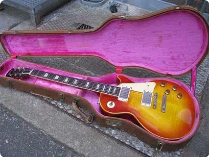 Gibson Les Paul 1958 Sunburst