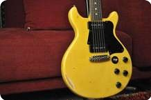 LsL Lance Lerman Guitars TOPANGA Prototype SN 000 Yellow TV 2012 Yellow TV