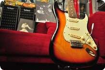 LsL Lance Lerman Guitars Carl Verheyen Signature 2012 Sunburst