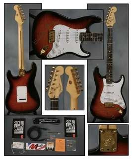 Fender Stratocaster 50th Anniversary 1996
