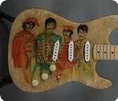 Fender Stratocaster Sgt. Pepper