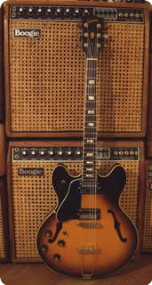 Gibson Es335td Left Es 335 Es335 Td 1977 Sunburst