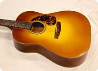 Dubre Guitars Flattop 2012 SmokeBurst