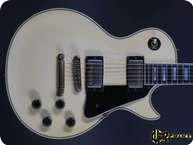 Gibson Les Paul Custom 1982 White