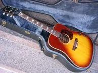 Gibson J 160E 1968 Sunburst
