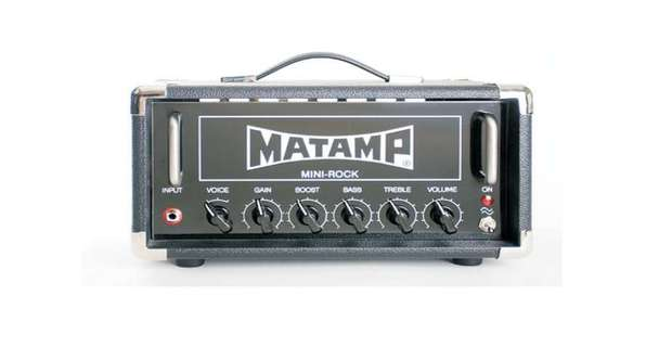 Matamp Mini Rock