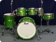 Pearl Masterworks Artisan 2012 Green Tamo High Gloss