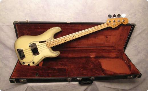 Fender Precision 1978 Antigua