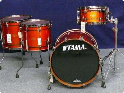 Tama Tama Starclassic Bubinga Elite 2012 Black Banded Copper (high Gloss)