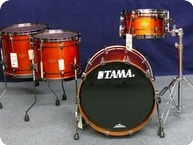 Tama Tama Starclassic Bubinga Elite 2012 Black Banded Copper High Gloss