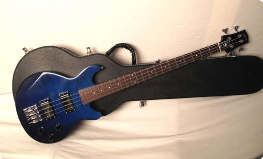 Gibson Les Paul Money Bass 2007 Manhattan Blue