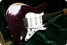 Smitty Custom Guitars S Style 2012 Purple