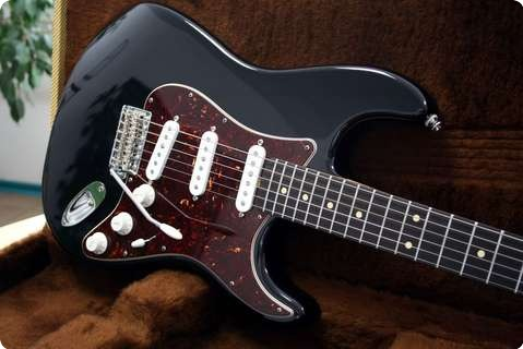 Smitty Custom Guitars S Style 2012 Black