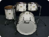 Pearl Master Premium MMP Shellset 2012 Artic White High Gloss