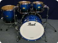 Pearl Master Premium MMP Shellset 2012 Marine Blue Fade High Gloss