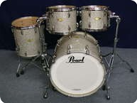 Pearl Master Premium MMP Shellset 2012 Silver Sparkle High Gloss