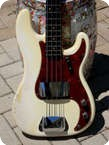 Fender Precision Bass 1964 Olympic White Finish