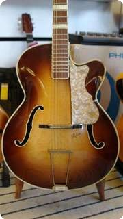 Hofner Jazz Sunburst